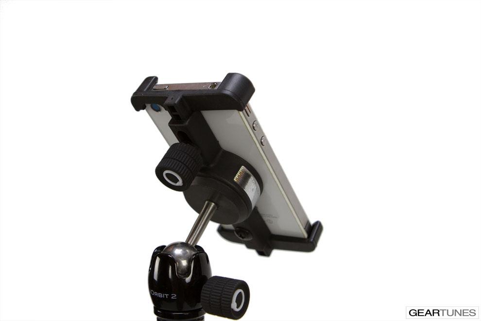 Microphone Stands Triad-Orbit iORBIT 2 iPhone Holder 5