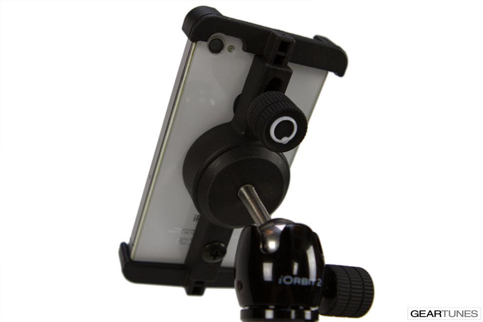 Microphone Stands Triad-Orbit iORBIT 2 iPhone Holder 7