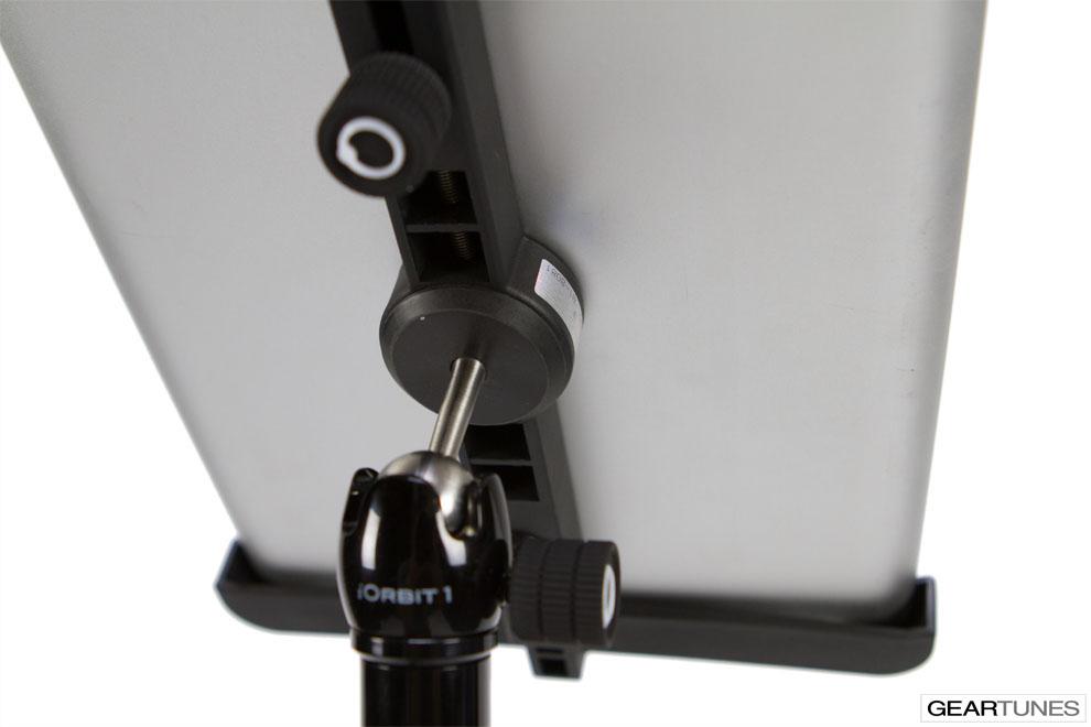 Microphone Stands Triad-Orbit iORBIT 1 iPad Holder 7