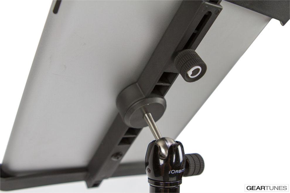 Microphone Stands Triad-Orbit iORBIT 1 iPad Holder 8