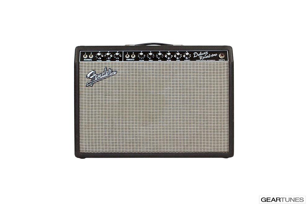 Amps Fender '65 Deluxe Reverb (reissue) 4