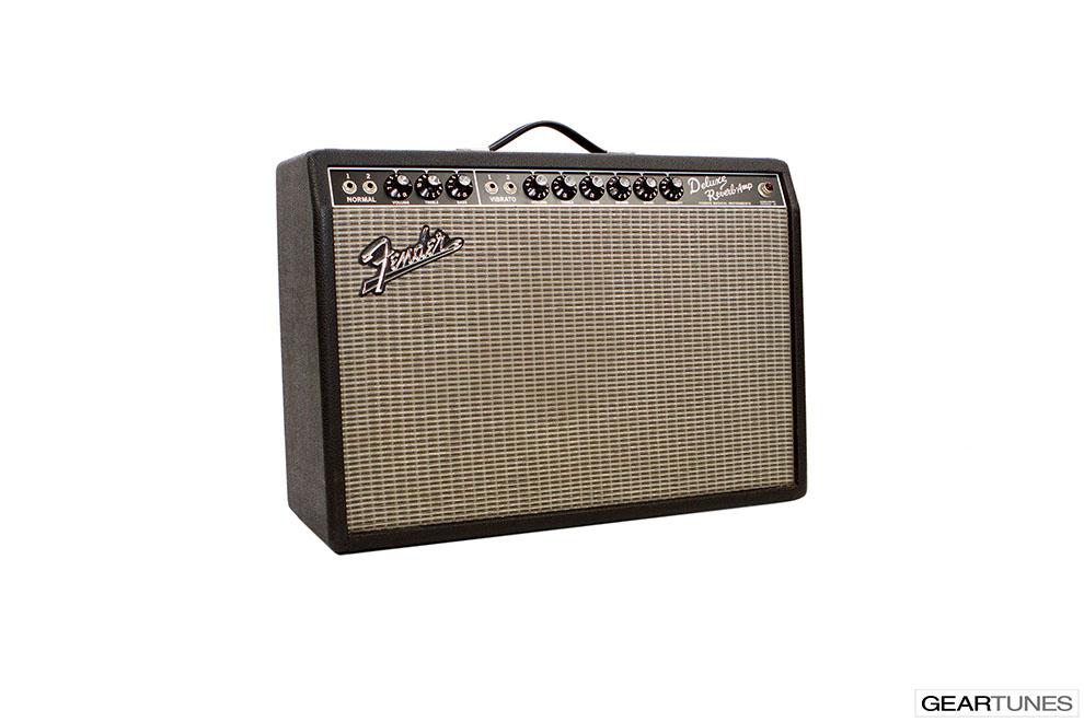 Amps Fender '65 Deluxe Reverb (reissue) 3