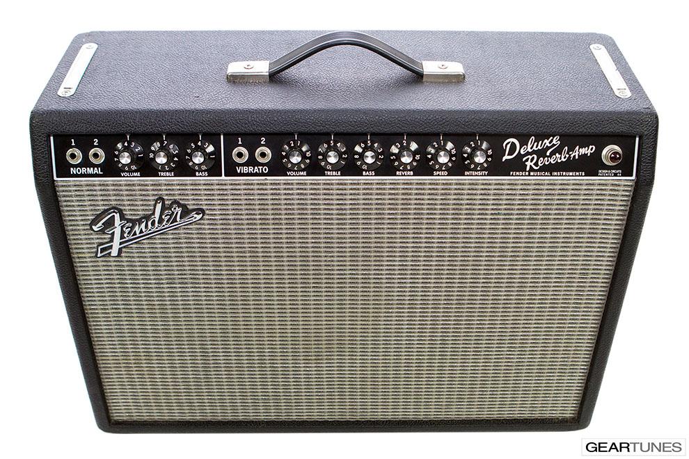 Amps Fender '65 Deluxe Reverb (reissue) 6