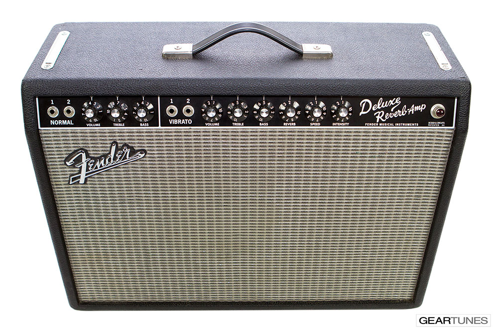 Combos Fender '65 Deluxe Reverb (reissue) 6