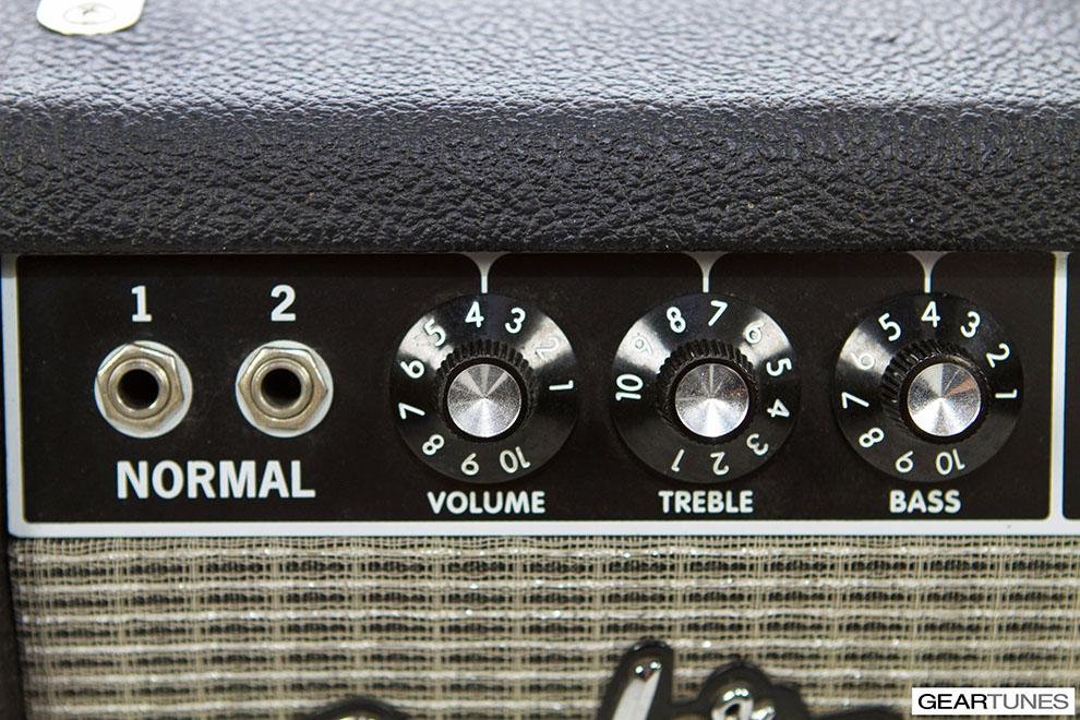 Amps Fender '65 Deluxe Reverb (reissue) 7