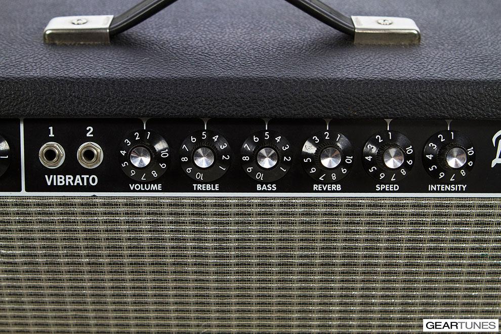 Amps Fender '65 Deluxe Reverb (reissue) 8