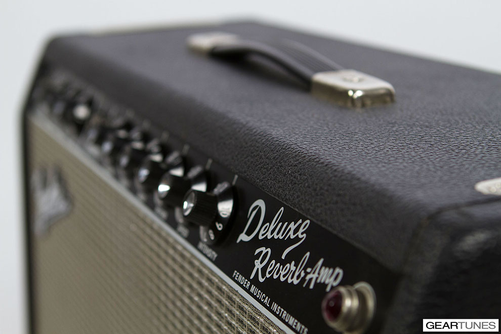 Amps Fender '65 Deluxe Reverb (reissue) 11
