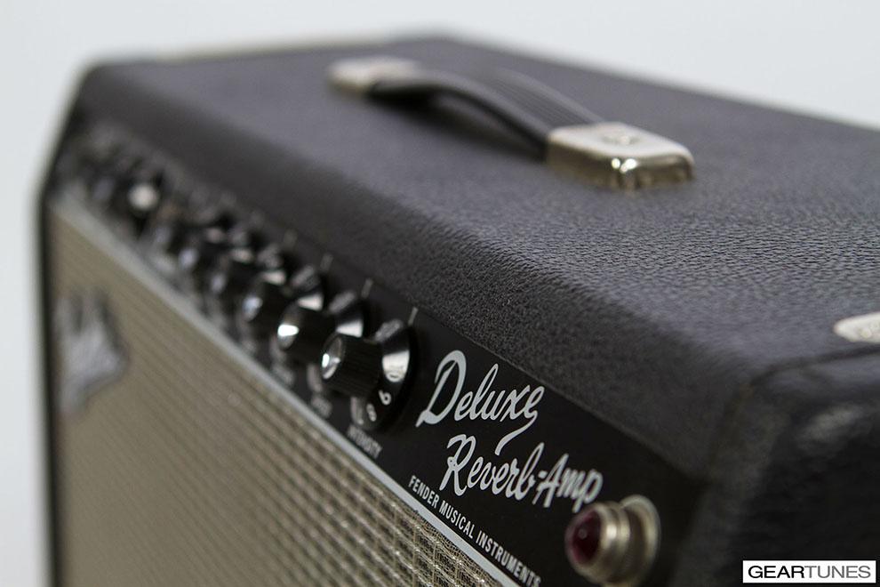 Combos Fender '65 Deluxe Reverb (reissue) 11