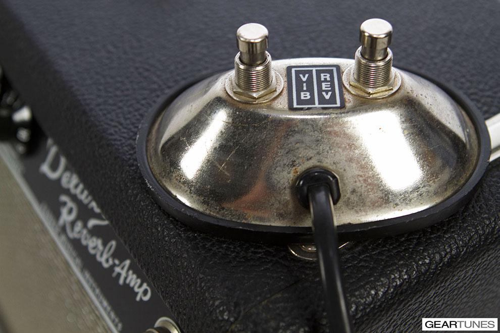 Combos Fender '65 Deluxe Reverb (reissue) 9