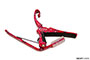 Capos Kyser Red Bandana Limited Edition Quick-Change Capo