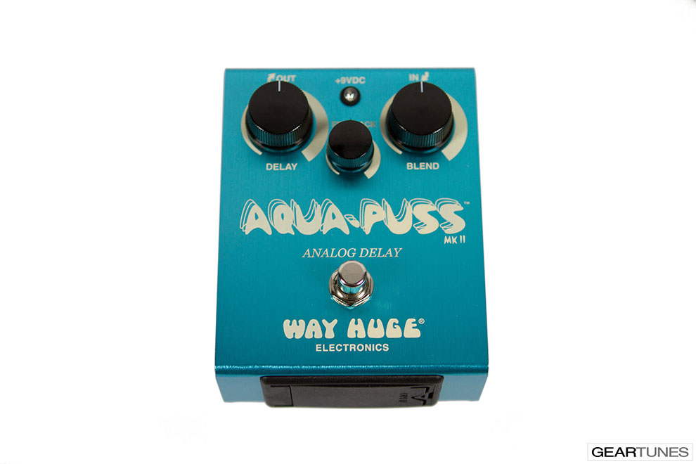 Delay Way Huge Aqua-Puss MKII Analog Delay