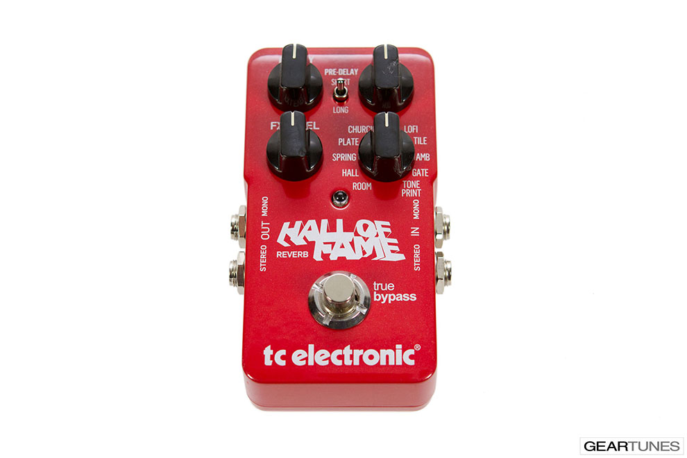Phaser TC Electronic Hall of Fame