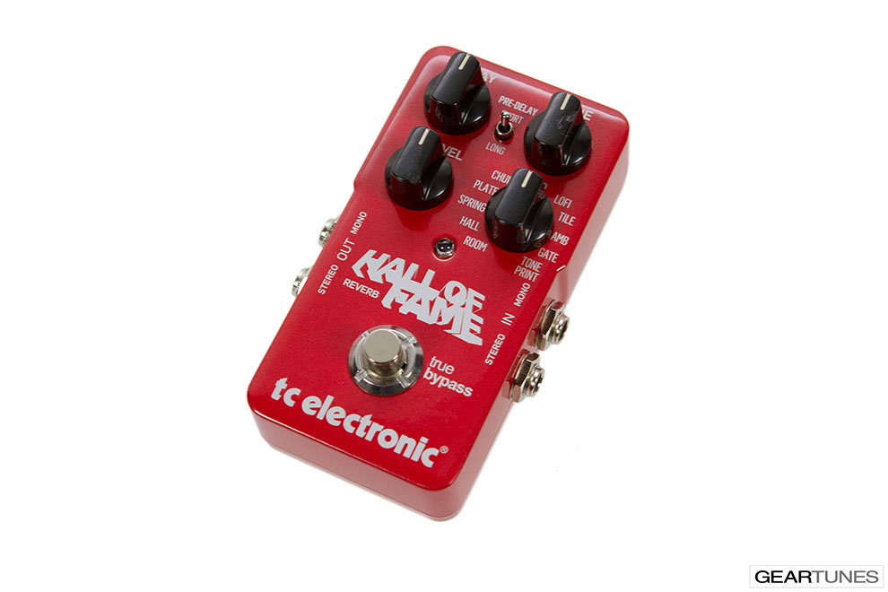 Phaser TC Electronic Hall of Fame 2