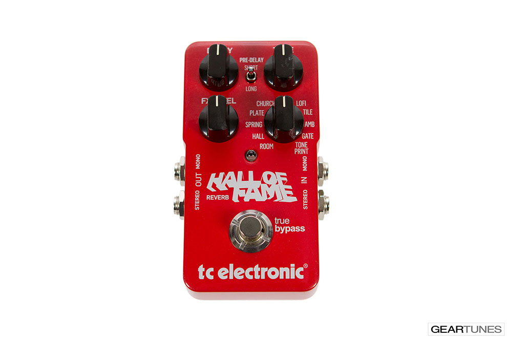 Phaser TC Electronic Hall of Fame 4