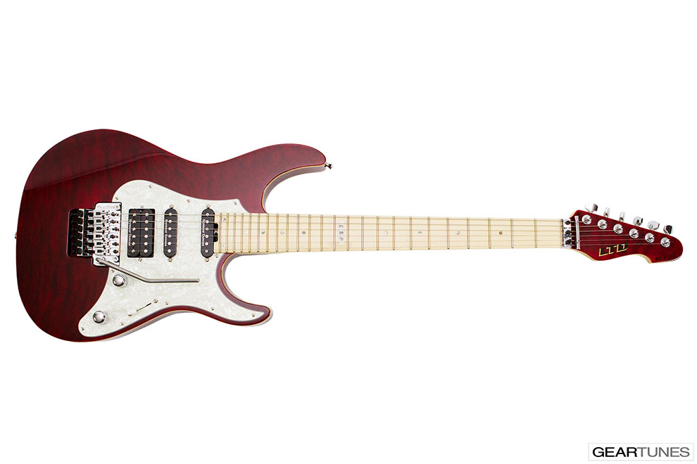 Solid Body ESP LTD Elite ST-1 Duncan
