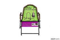 String Swing Flat Folding Guitar Stand
