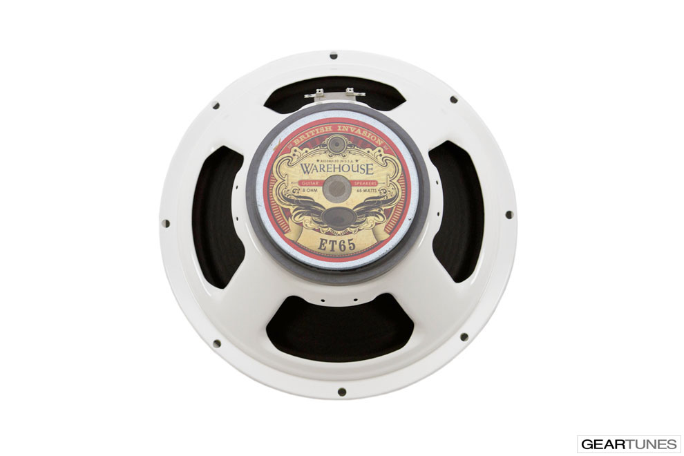 Speakers Warehouse Guitar Speakers ET65, 8 ohm