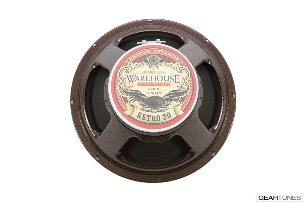 Twelve Inch Speakers Warehouse Guitar Speakers Retro 30, 8 ohm