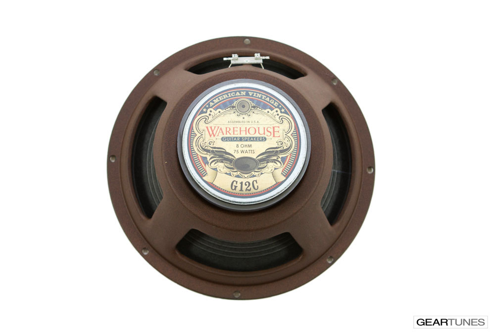 Speakers Warehouse Guitar Speakers G12C, 8 ohm
