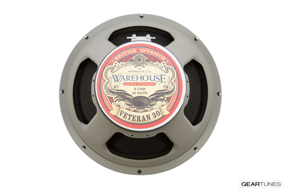 Twelve Inch Speakers Warehouse Guitar Speakers Veteran 30, 8 ohm