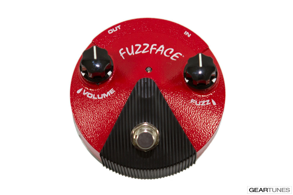 Effects Dunlop Manufacturing Germanium Fuzz Face Mini 4