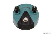 Dunlop Manufacturing Jimi Hendrix Fuzz Face Mini