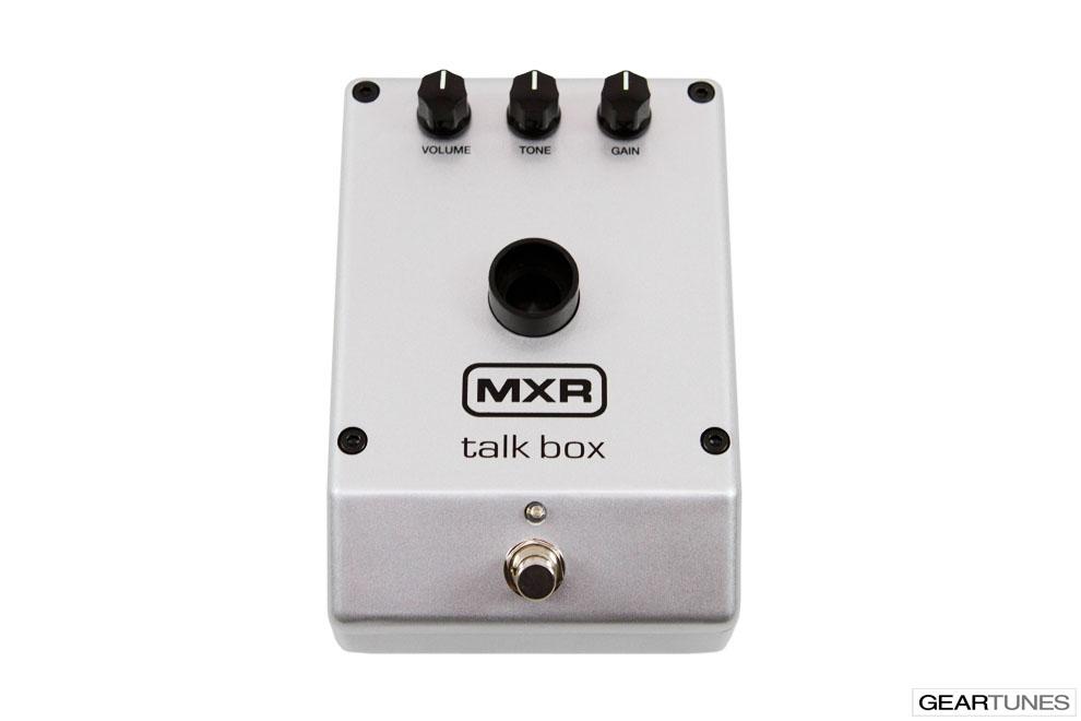 Talkbox MXR Talk Box