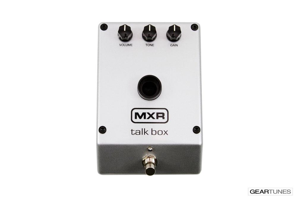Talkbox MXR Talk Box 4