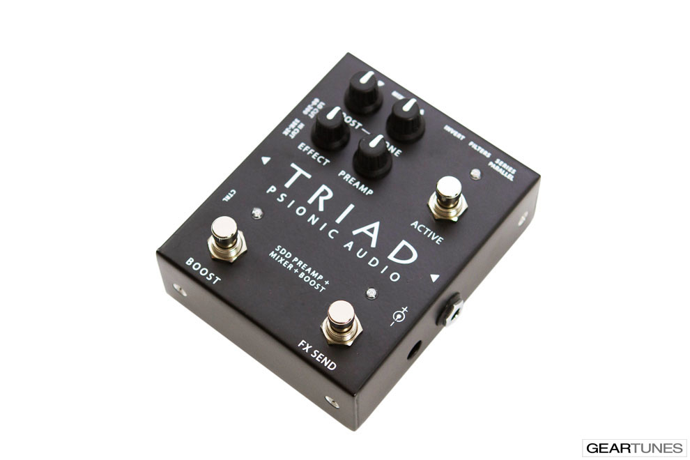 Amps Psionic Audio Triad 2