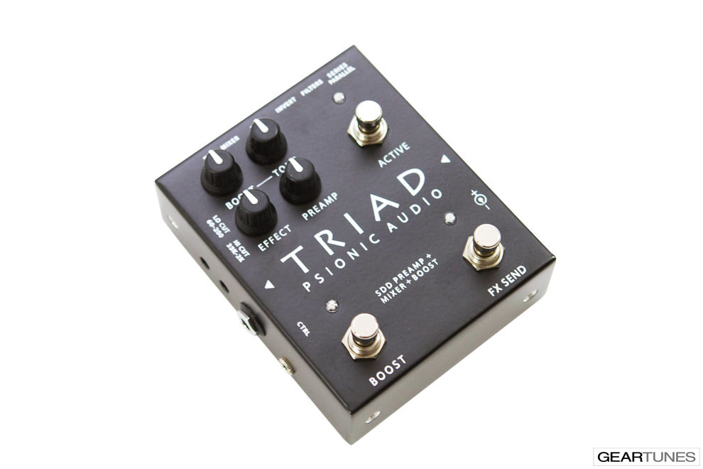 Amps Psionic Audio Triad 3