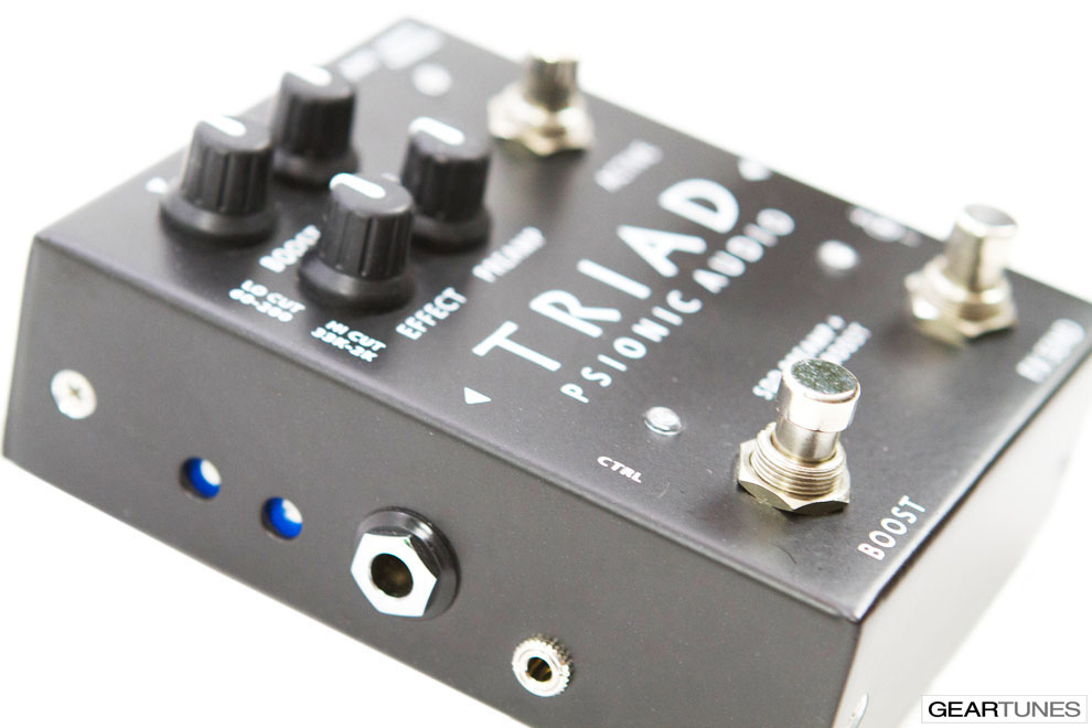Amps Psionic Audio Triad 6