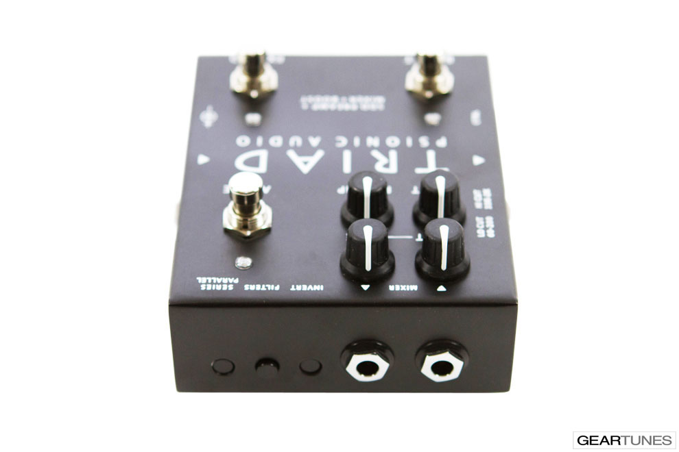 Amps Psionic Audio Triad 5