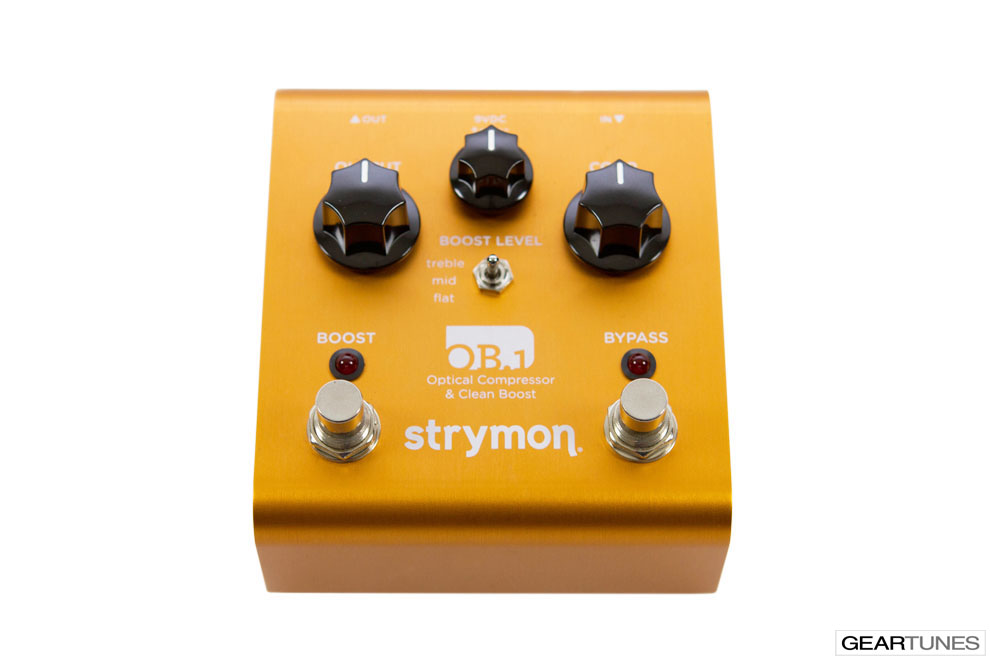Compression and Sustain Strymon OB.1