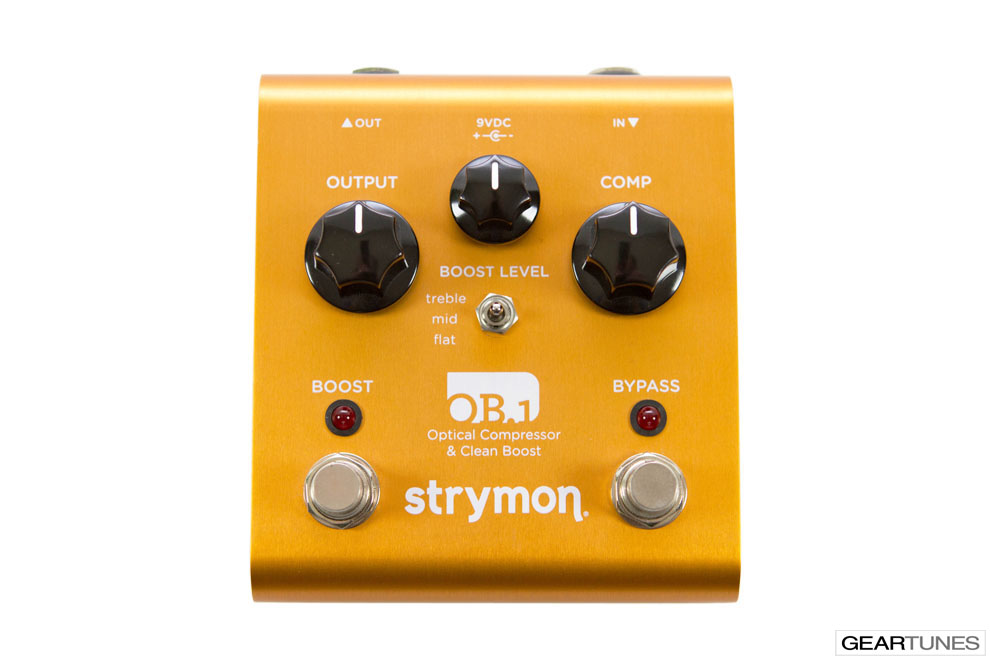 Compression and Sustain Strymon OB.1 4