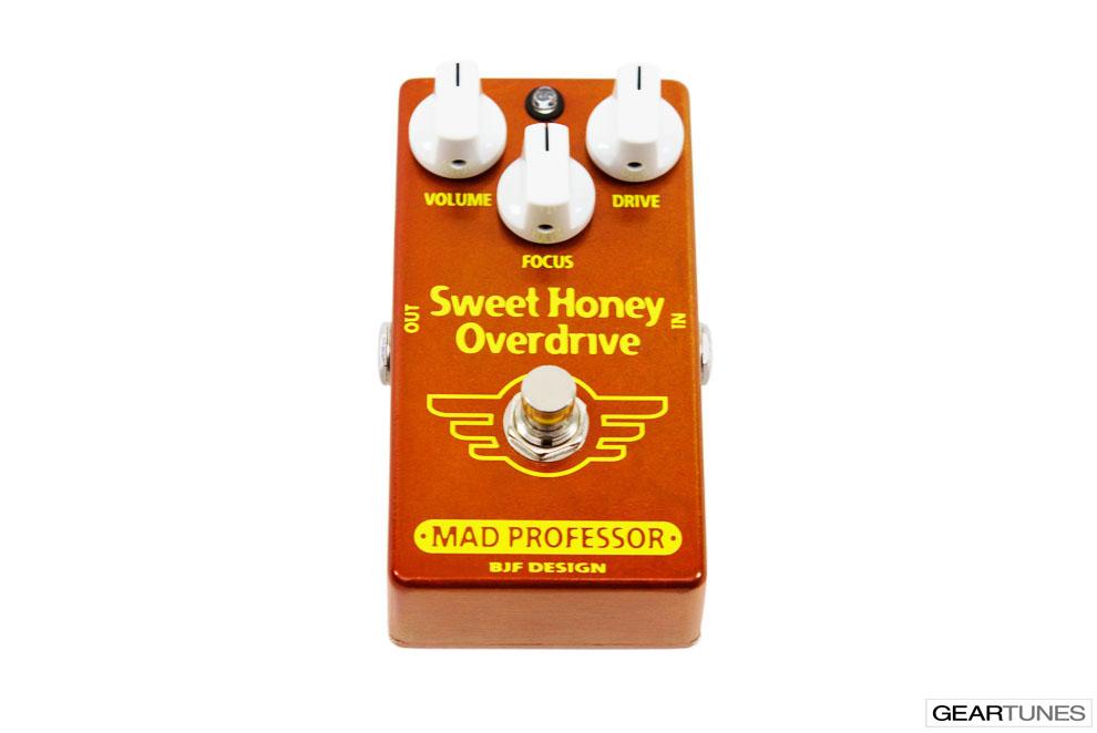 Overdrive Mad Professor Sweet Honey Overdrive