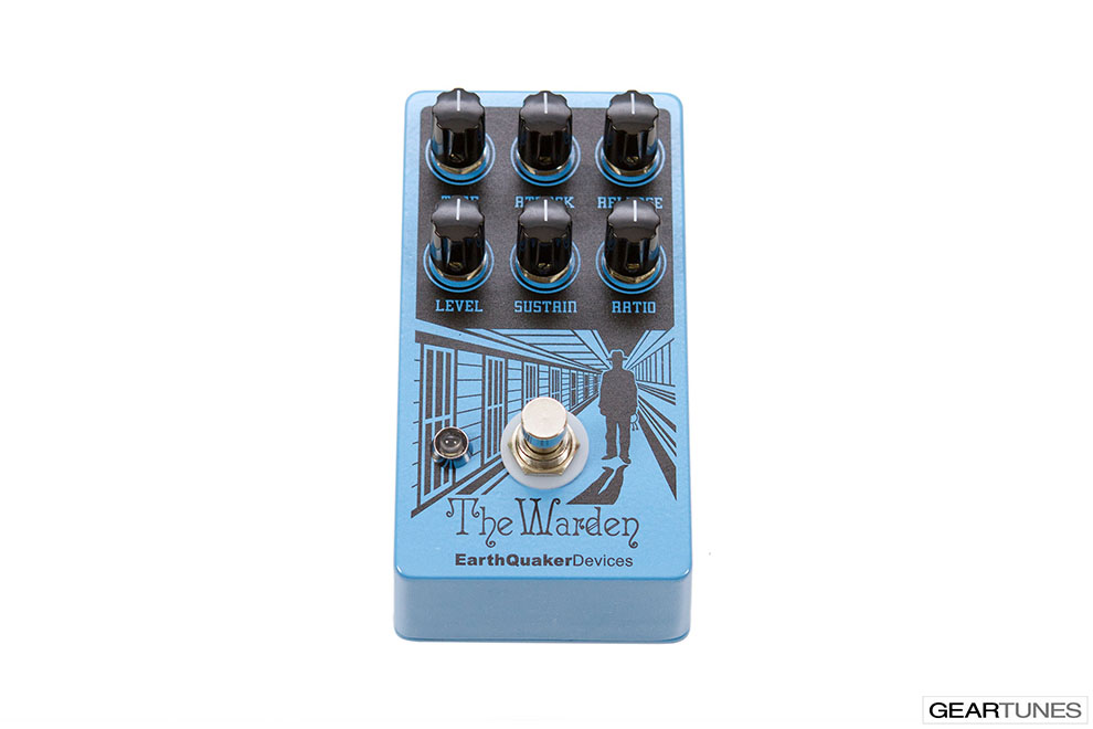 Effects EarthQuaker Devices The Warden
