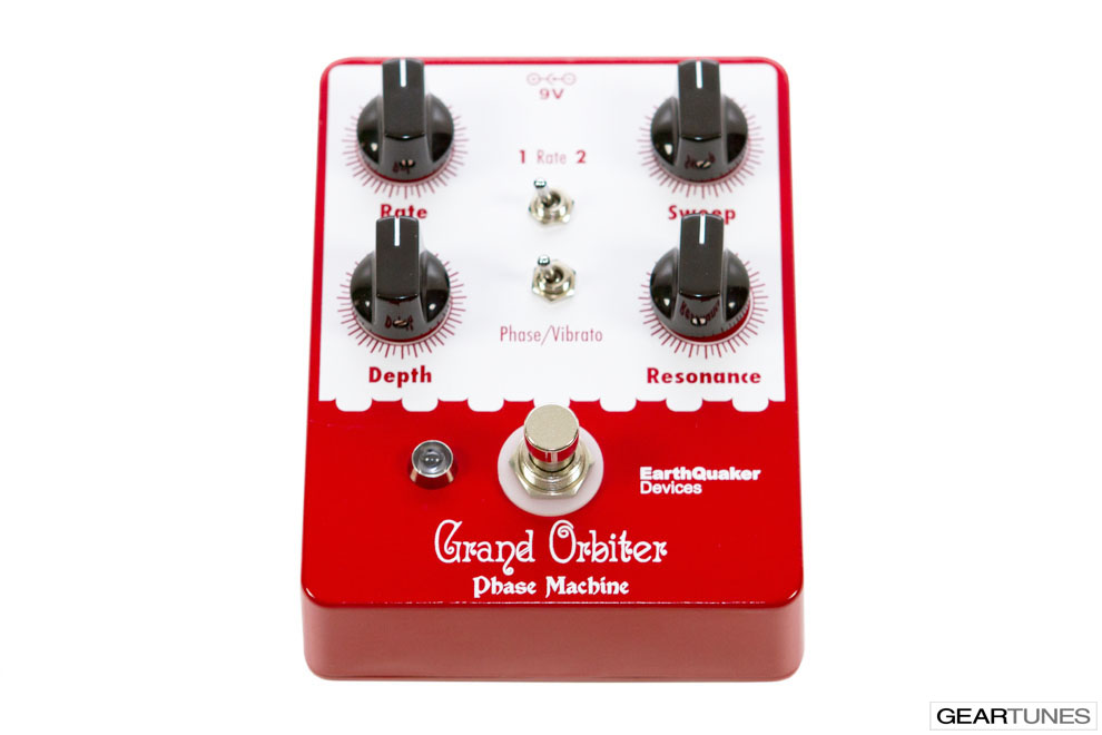 Phaser EarthQuaker Devices Grand Orbiter