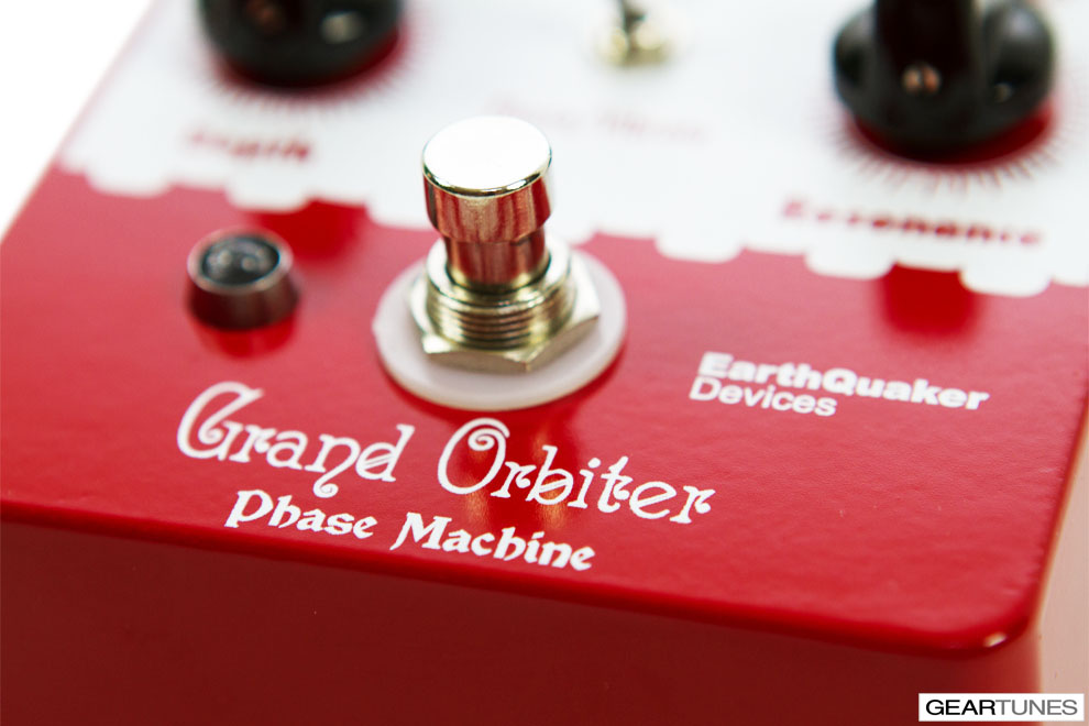 Effects EarthQuaker Devices Grand Orbiter 7