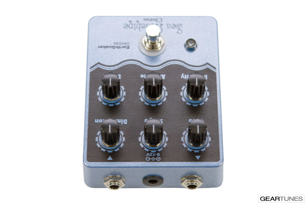 Effects EarthQuaker Devices Sea Machine 5