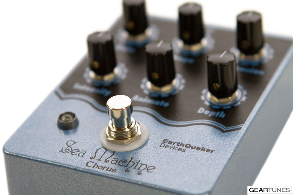 Effects EarthQuaker Devices Sea Machine 6