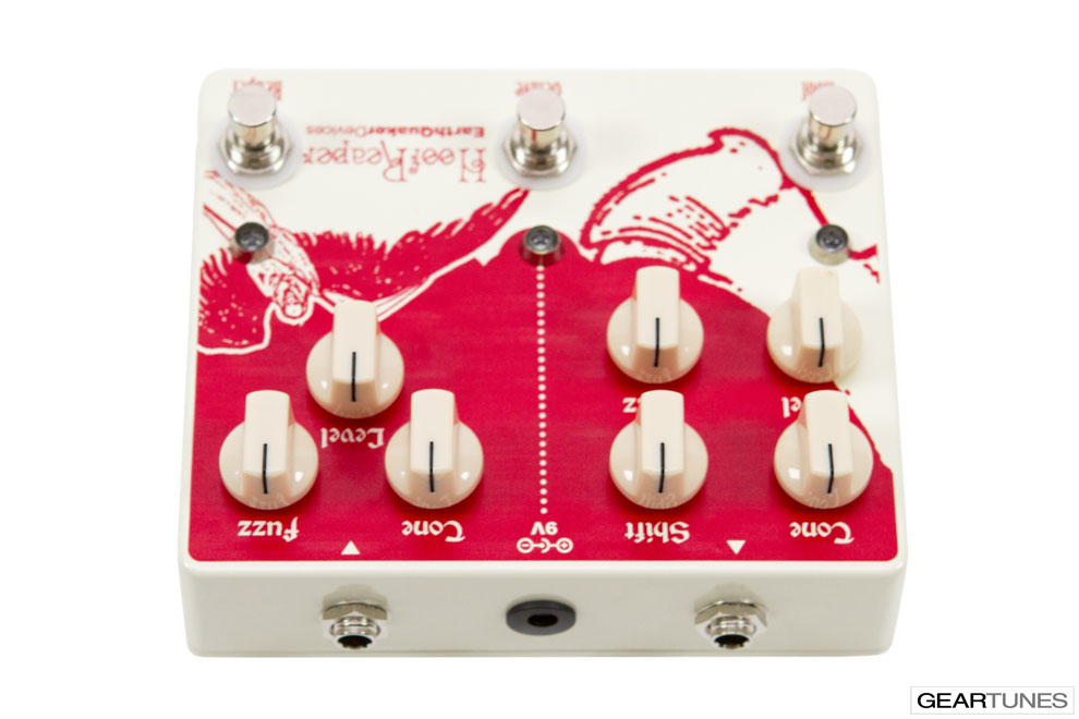 Fuzz EarthQuaker Devices Hoof Reaper 5