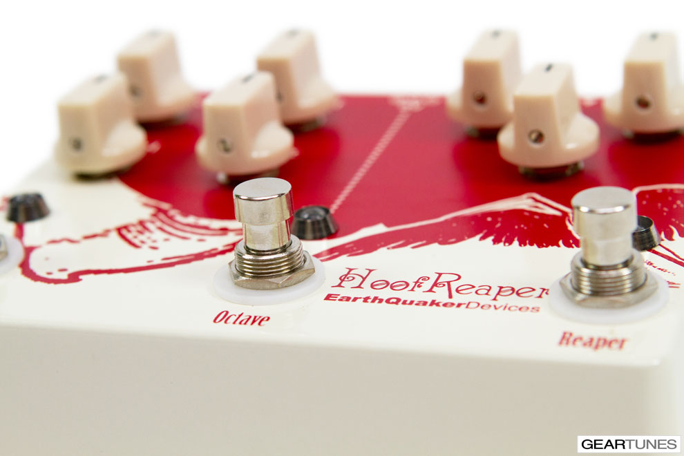 Fuzz EarthQuaker Devices Hoof Reaper 6