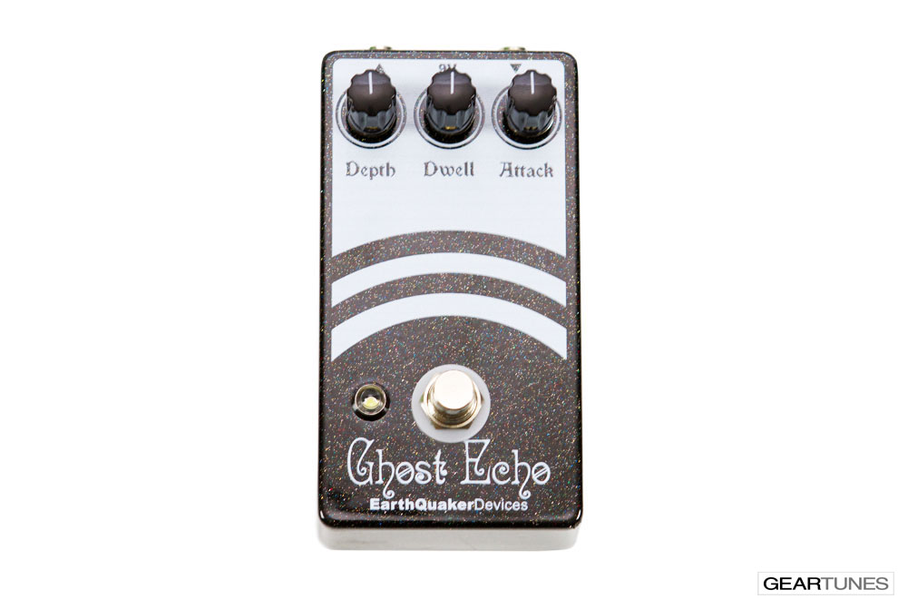 Reverb EarthQuaker Devices Ghost Echo 4