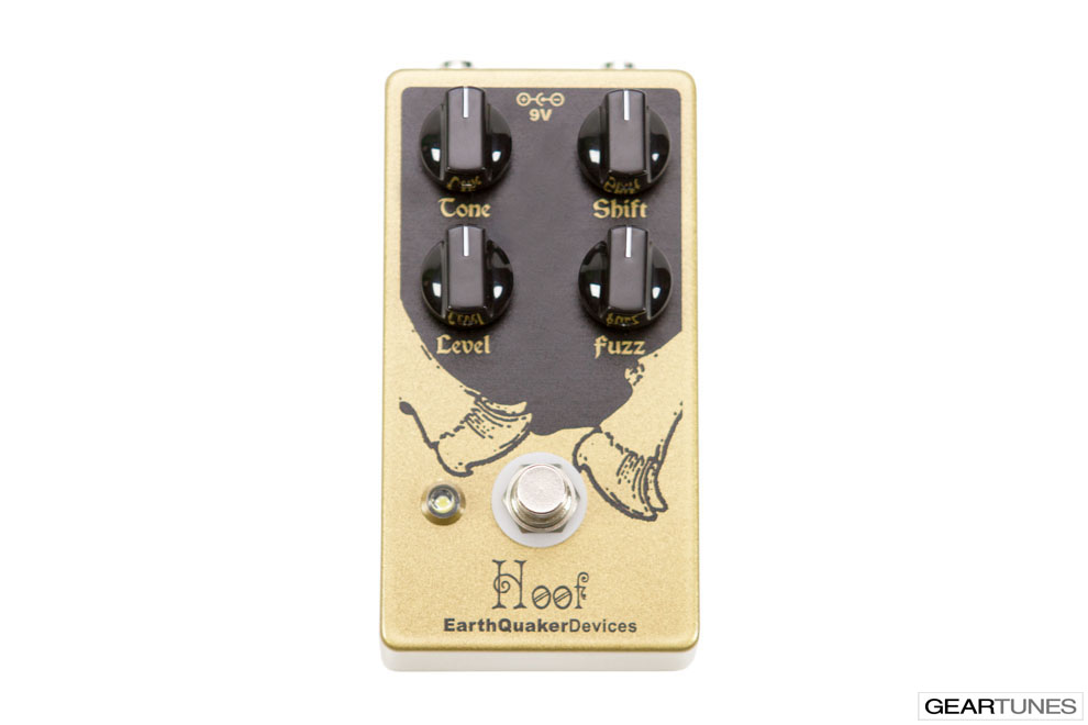 Fuzz EarthQuaker Devices Hoof 4