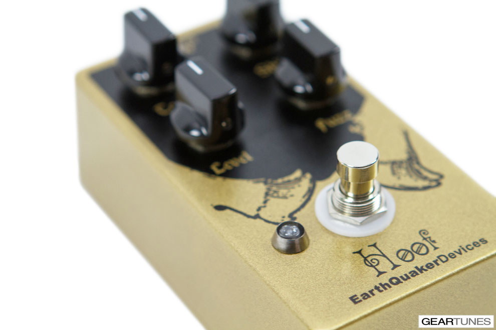 Fuzz EarthQuaker Devices Hoof 5