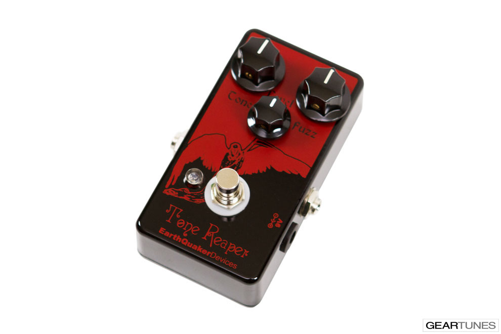 Effects EarthQuaker Devices Tone Reaper 2