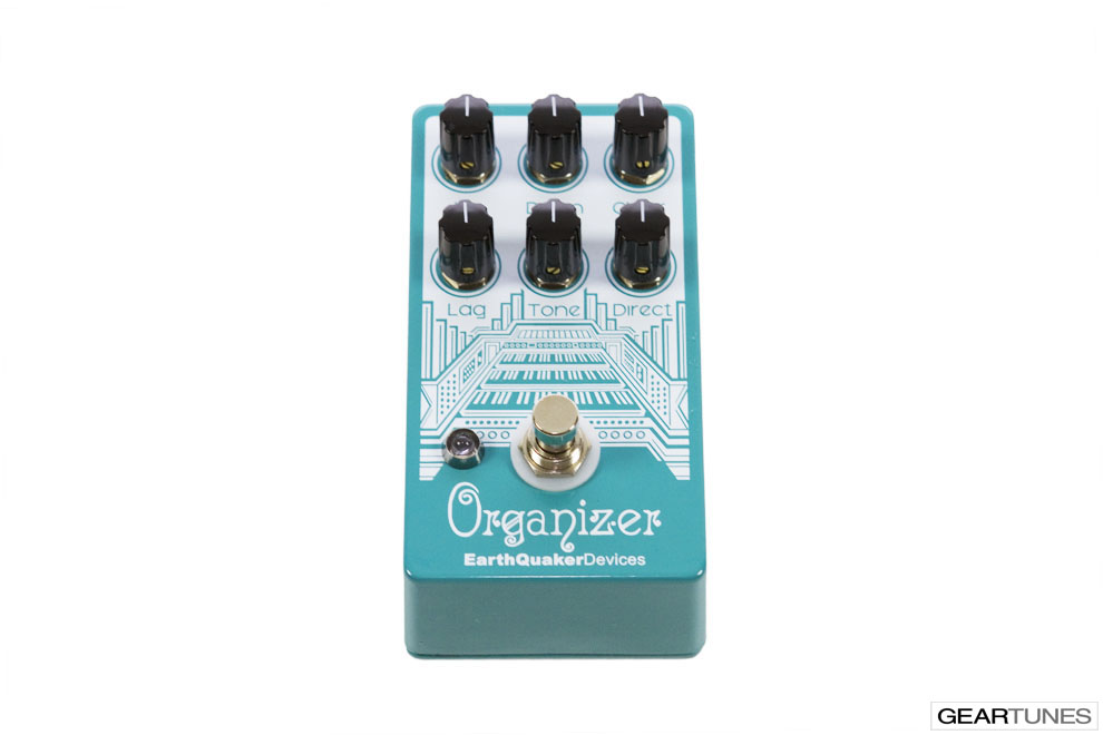 Effects EarthQuaker Devices Organizer