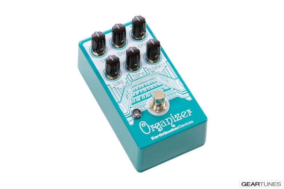 Effects EarthQuaker Devices Organizer 3
