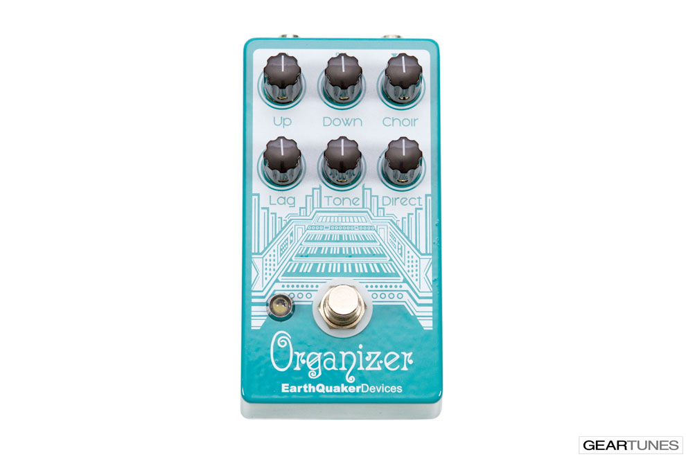 Effects EarthQuaker Devices Organizer 4