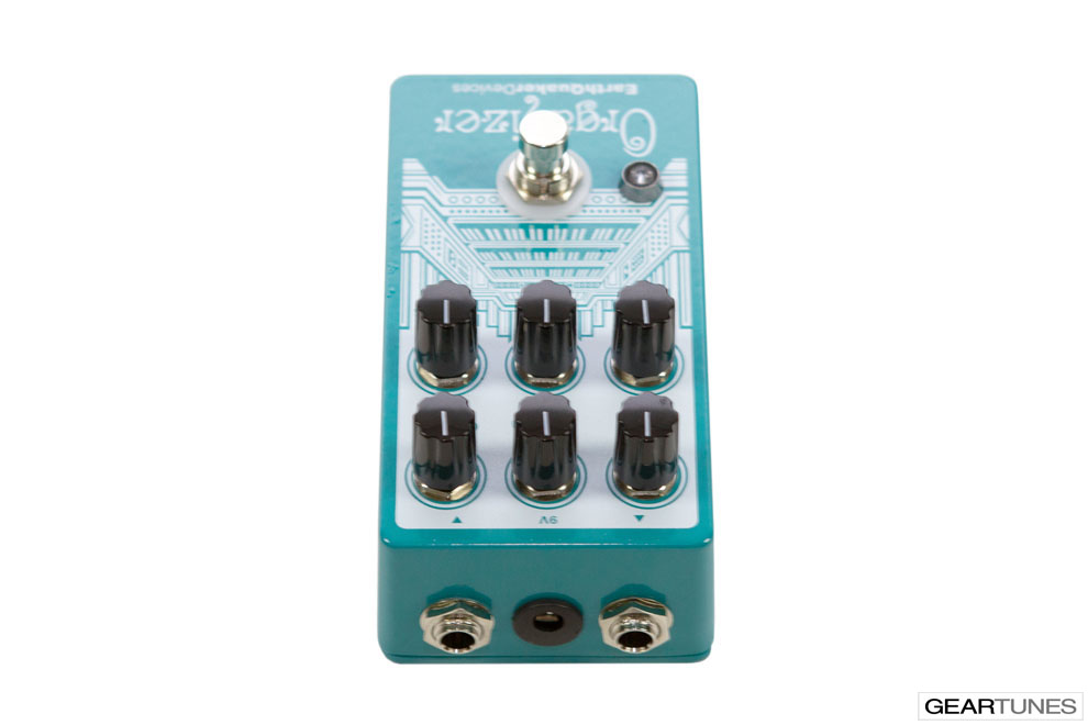 Effects EarthQuaker Devices Organizer 5